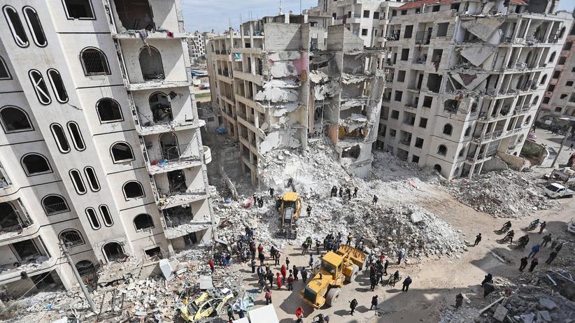 Syrien: Die Raketen werden kommen