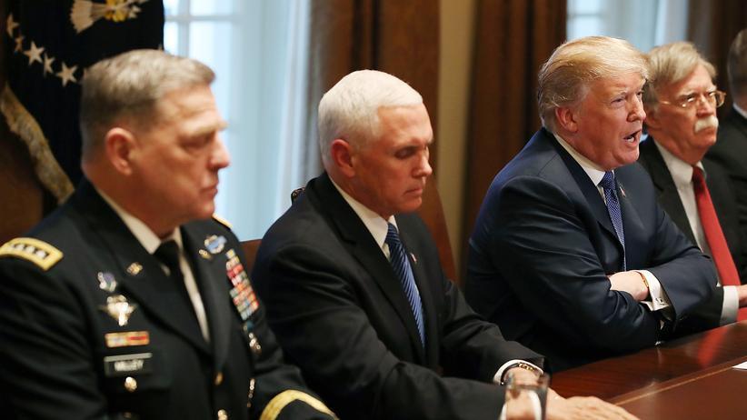 Syrien-Krieg: So gewinnen Russland und der Iran