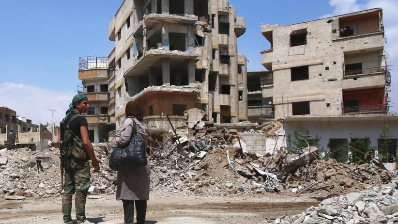 Syrien: Assad-Truppen übernehmen Kontrolle von Ostghuta