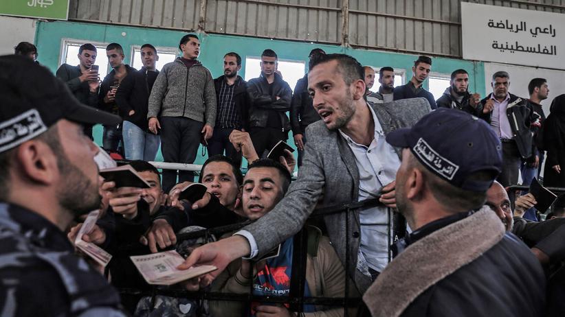 Ramadan: Ägypten öffnet vorübergehend Grenze zum Gazastreifen