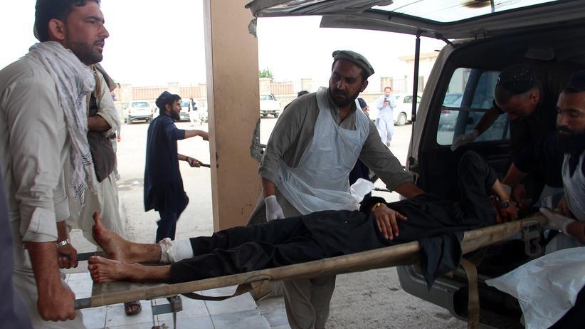 Afghanistan: Zahlreiche Opfer bei Bombenexplosion in Moschee