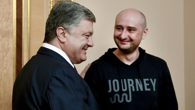 Arkadi Babtschenko: Was wir über den Fall Babtschenko wissen