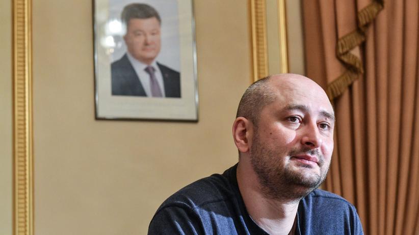 Russland: Der Putin-Kritiker, an dem selbst die Opposition zweifelt