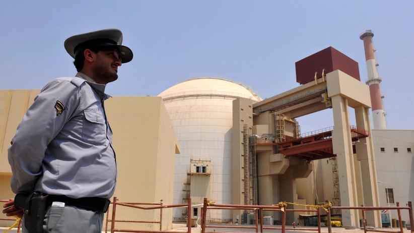 Atomdeal: Europäische Außenminister treffen Vertreter des Iran