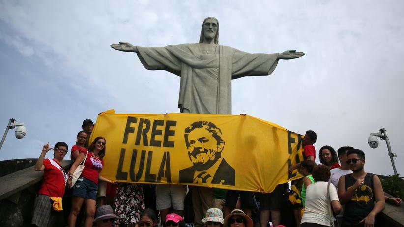 Brasilien: Ex-Präsident Lula will trotz Haft bei Wahl kandidieren