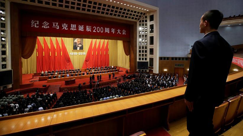 Kommunistische Partei Chinas: Marxisten an der Macht