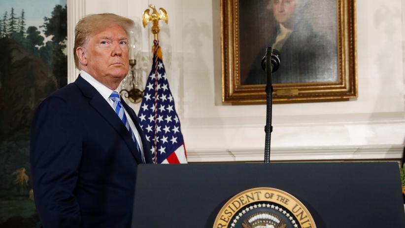 Donald Trump: Am Ende unbelehrbar