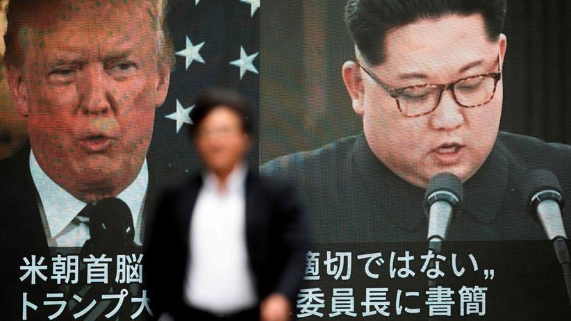 Weißes Haus: Trump lobt nordkoreanische Antwort auf Gipfelabsage