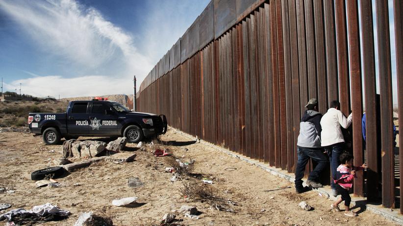 US-Präsident : Donald Trump nennt illegale Einwanderer Tiere