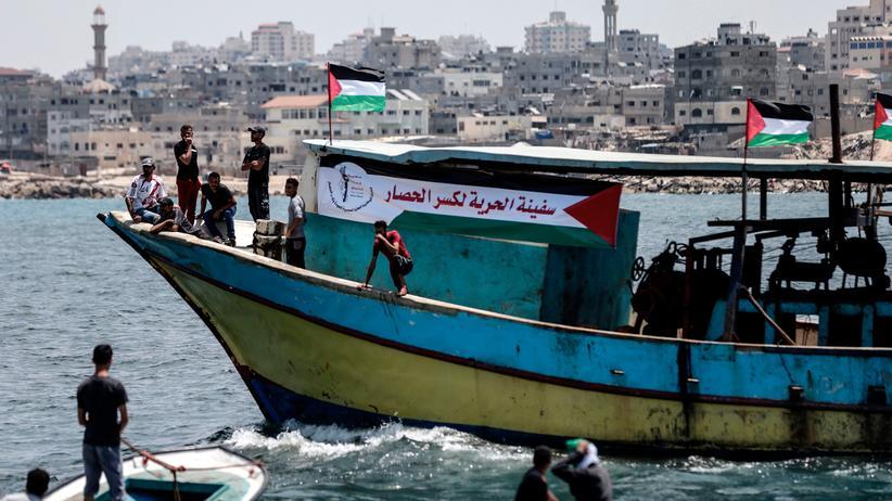 Gazastreifen: Israel greift Hamas-Stellungen an