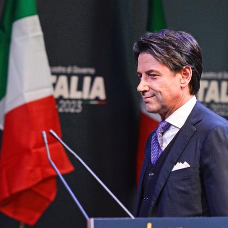 Giuseppe Conte: Ein Technokrat, der aus dem Nichts kam