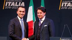 italien premierministerkandidat conte soll lebenslauf geschnt haben - Lebenslauf Gefalscht