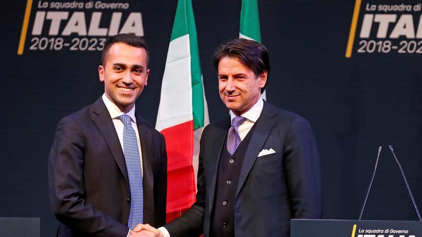 Italien: Premierministerkandidat Conte soll Lebenslauf geschönt haben