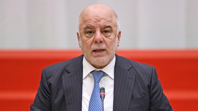 Parlamentswahl im Irak: Iraks Premierminister Haider al-Abadi hat die Parlamentswahl voraussichtlich verloren.