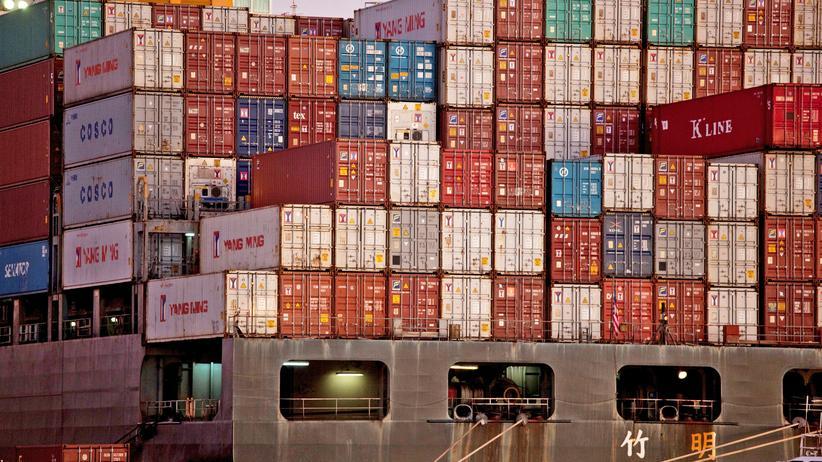 Weltwirtschaft: USA und China nähern sich im Handelsstreit an