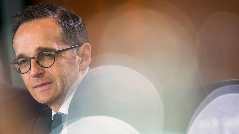 Deutsche Außenpolitik: Bundesaußenminister Heiko Maas