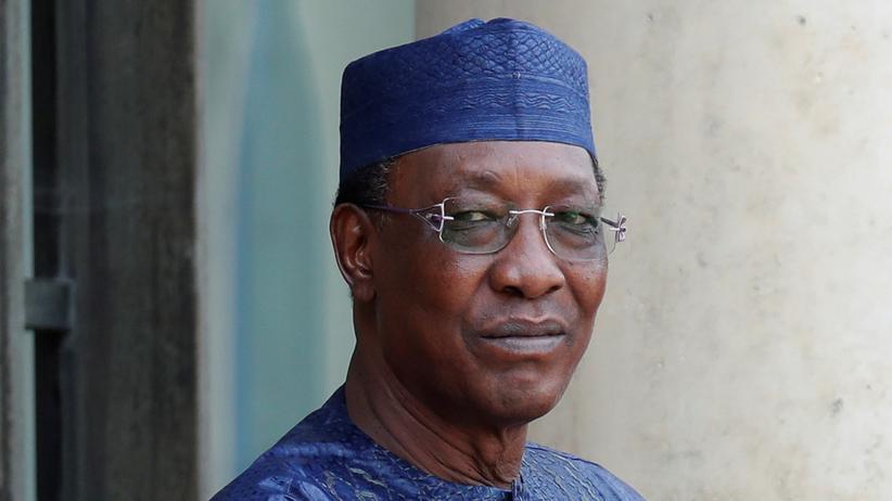 Idriss Déby: Regierung im Tschad tritt nach Verfassungsänderung zurück