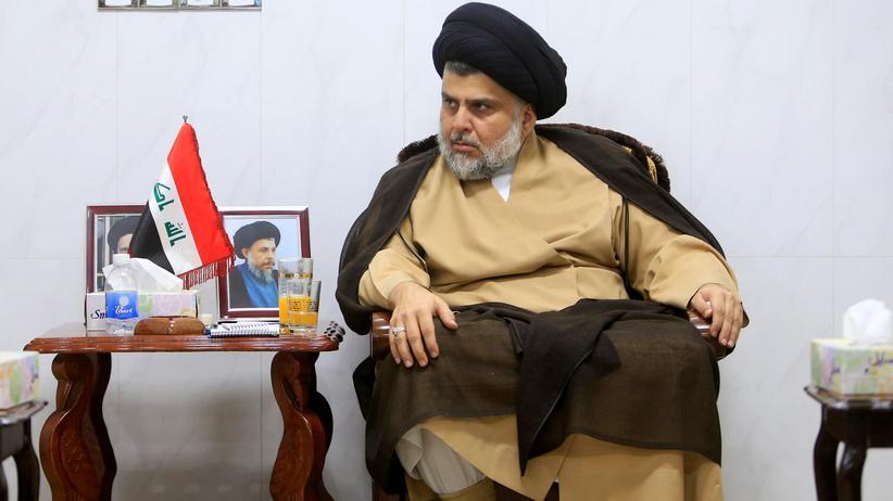 Irak: Endergebnis bestätigt Wahlsieg von Al-Sadr