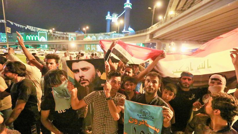 """Irak: """"Der Irak, wie wir ihn kennen, ist Vergangenheit"""""""