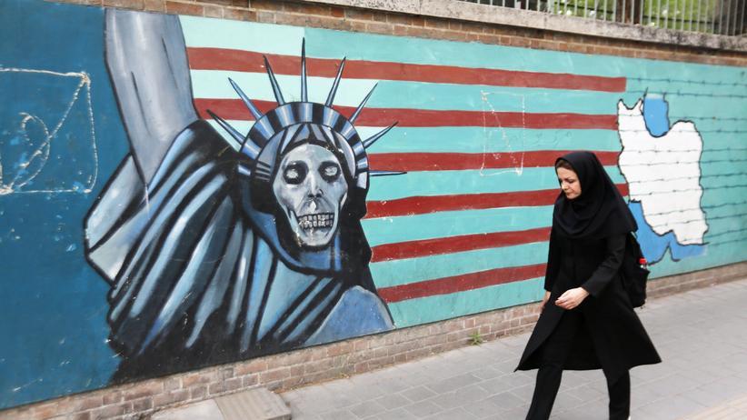"""Iran-Abkommen: Iran droht mit Urananreicherung in """"den nächsten Wochen"""""""