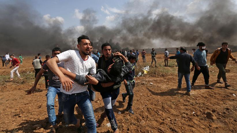 Gazastreifen: Oberster Gerichtshof erklärt Schüsse auf Palästinenser für zulässig