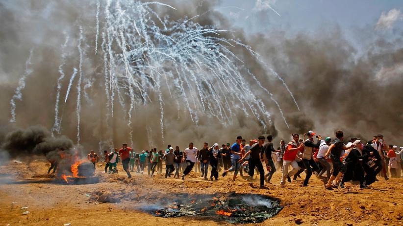Israel: 52 Tote bei Ausschreitungen im Gazastreifen