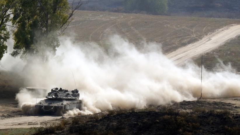 Nahostkonflikt: Israel und Palästinenser stellen Angriffe ein