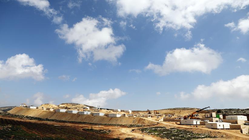 Israel: Israelische Siedlungen im Westjordanland