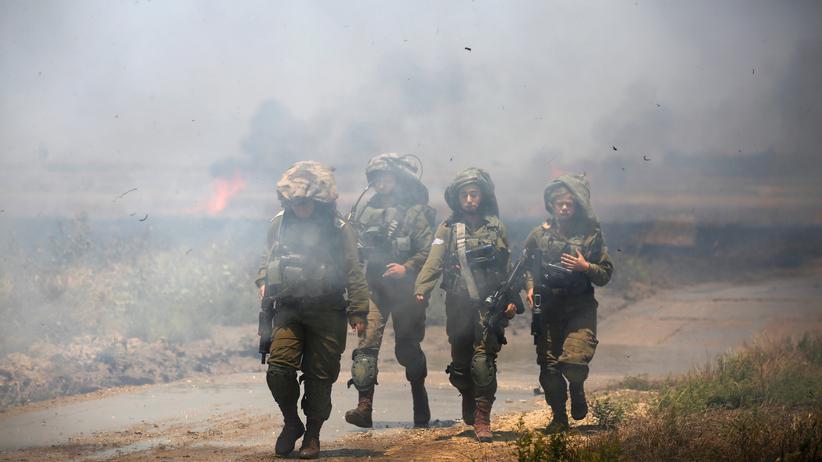 Nahostkonflikt: Macron verurteilt Gewalt israelischer Soldaten
