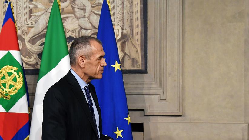 Carlo Cottarelli: Italien sucht nach einem Ausweg