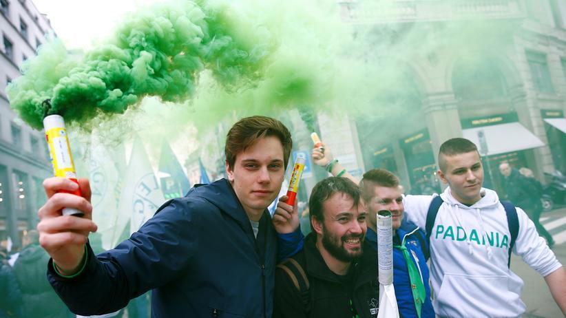 """Italien: """"Wir erleben eine der schwersten Krisen in Italiens Geschichte"""""""