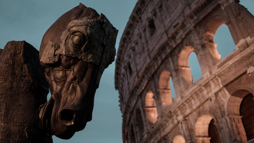 Rom: Kolosseum in Rom