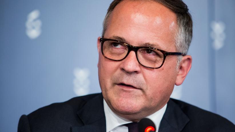 Regierungsbildung: Benoît Cœuré ist seit Januar 2012 Direktoriumsmitglied der Europäischen Zentralbank (EZB).