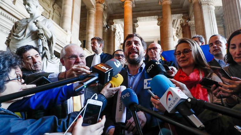 Katalonien: Belgische Justiz lehnt Auslieferung von Separatisten ab