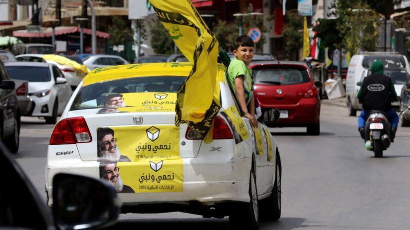 Libanon: Hisbollah gewinnt Parlamentswahl