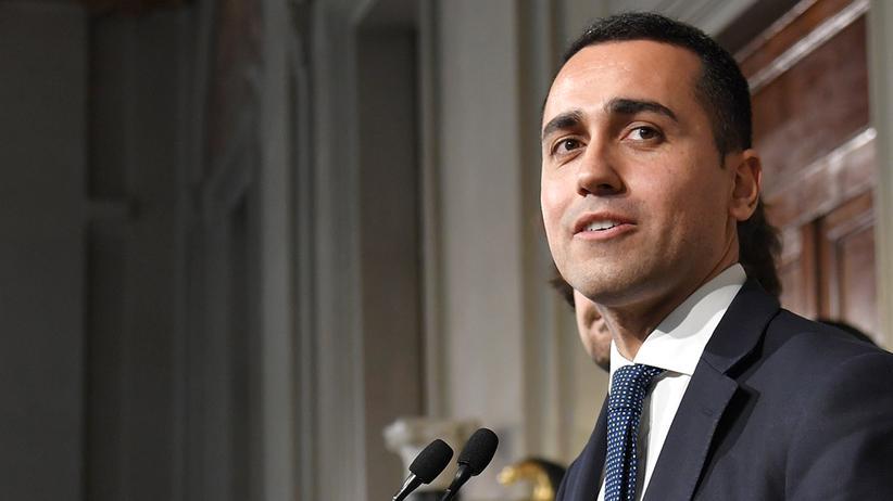 Italien: Lega und Fünf Sterne veröffentlichen Regierungsprogramm