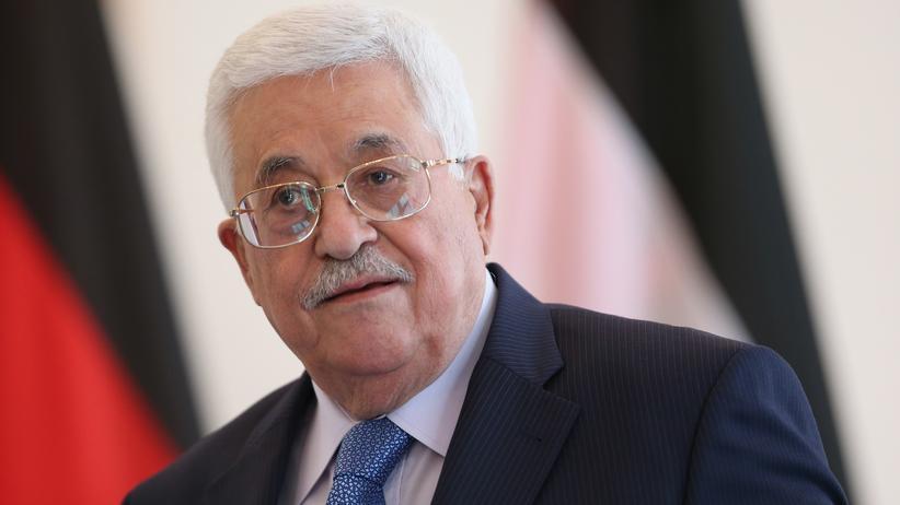 Antisemitische Rede: Abbas entschuldigt sich für Holocaustäußerung