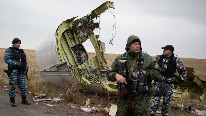 MH17: Niederlande und Australien beschuldigen Russland