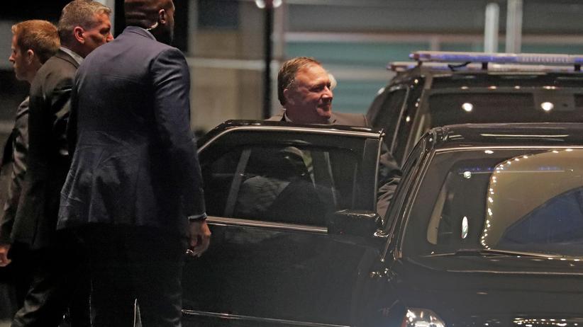 Mike Pompeo: US-Außenminister trifft nordkoreanischen Diplomaten