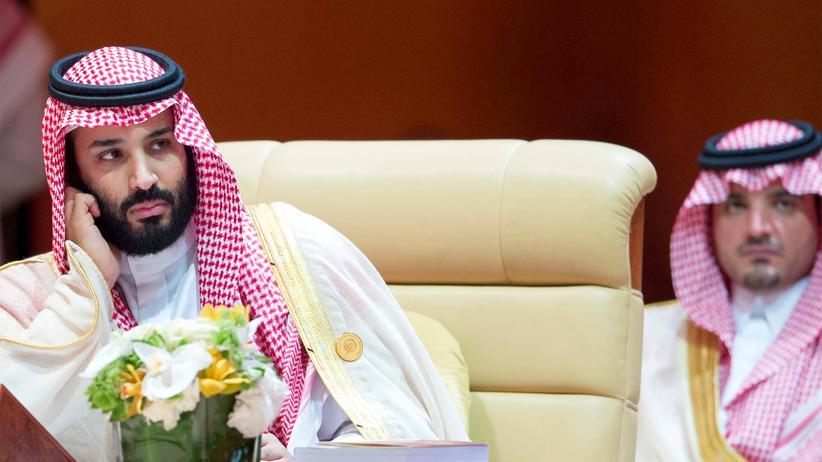 Saudi-Arabien: Bin Salman soll Auftragsstopp für deutsche Firmen verhängt haben