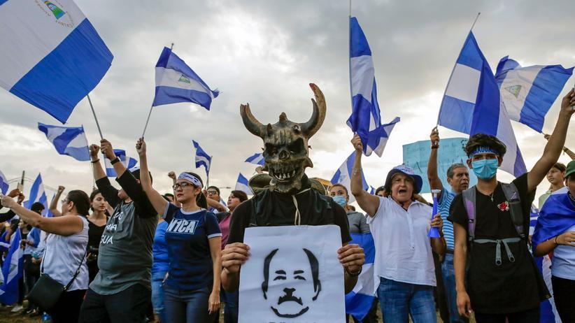Nicaragua: Die Suche nach Frieden