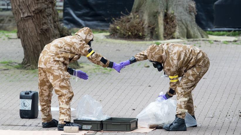 OPCW: Experten können Giftmenge bei Skripal-Anschlag nicht schätzen