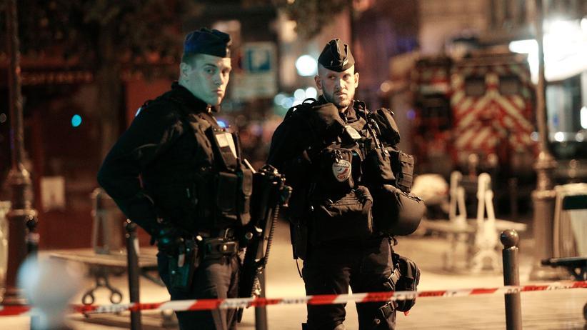 Frankreich: Tödliche Messerattacke im Zentrum von Paris