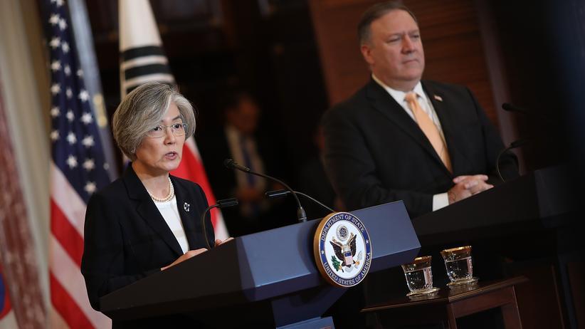 "Nordkorea: USA wollen Nordkorea als ""engen Partner"""