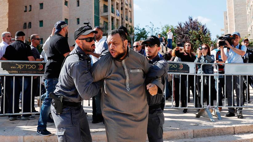 Proteste in Jerusalem: Jerusalem verbindet – und trennt sie