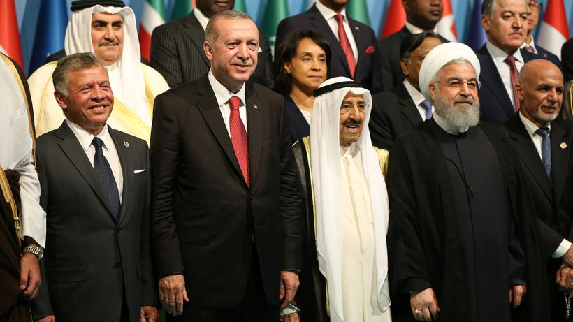 Islamische Staaten fordern Palästina-Schutztruppe