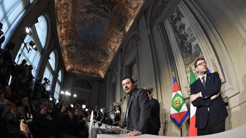 Regierungsbildung in Italien: Ein Wandel, der Unsummen kostet