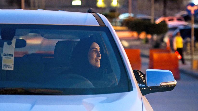 Saudi Arabien Autofahren Verbot Frauen