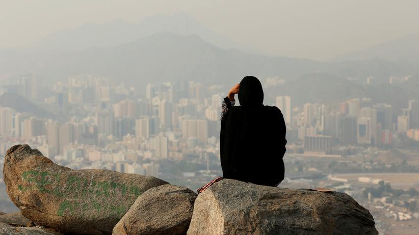 Frauenrechte: Bislang wurden die Täter sexueller Belästigung in Saudi-Arabien nicht bestraft.