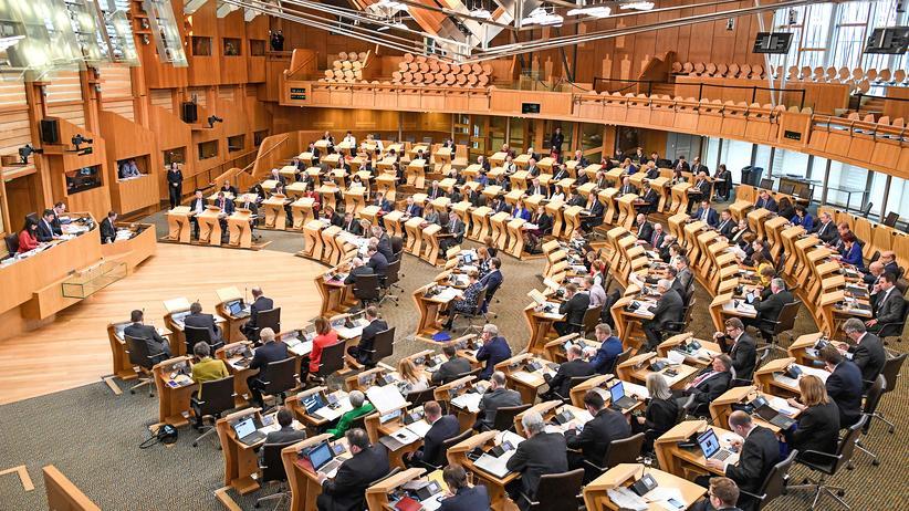 Großbritannien: Schottisches Parlament lehnt Brexit-Gesetz ab
